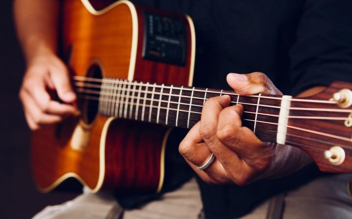 Gitara akustyczna lekcje